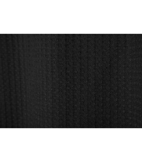 rideaux de en tissu blanc cr 232 me nid d abeille 180 x 200cm wadiga