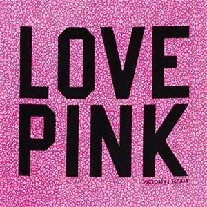 GIRL: LOVE PINK