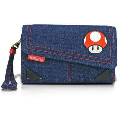 housse de protection e concept toad nintendo 3ds xl