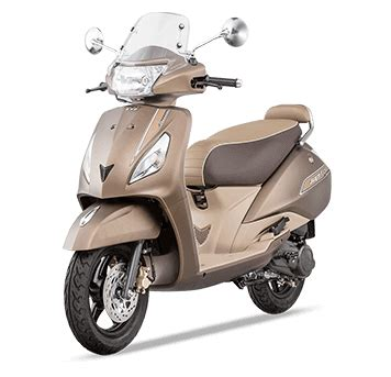 Tvs Classic 2019 by Tvs Jupiter Awarded The Most Appealing Executive Scooter