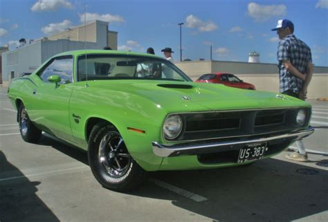 "America's First ""pony Car"" The Plymouth Barracuda"