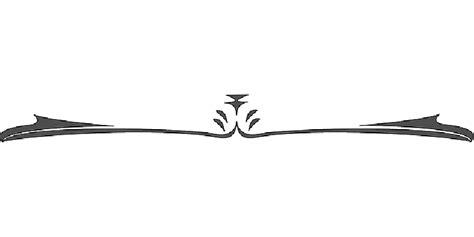 Decorative Divider Lines - decorative horizontal line png