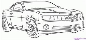 camaro super sport coloring pic autos post With chevy camaro rs