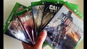 Como Compartilhar Jogos DLC39s Xbox One Dividir Games Com