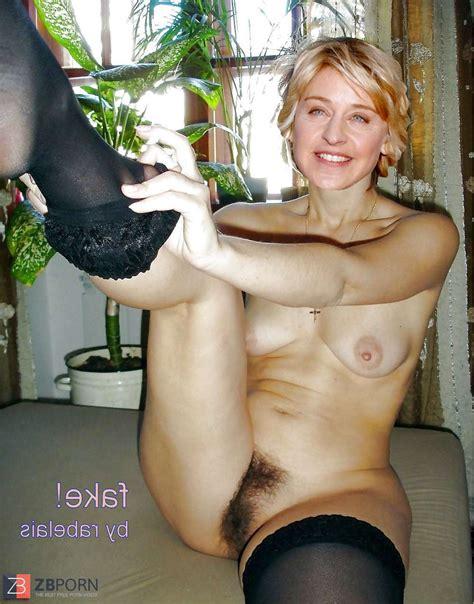 Fakes Of Ellen Degeneres Zb Porn