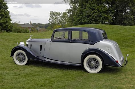 1937 Rolls Royce by 1937 Rolls Royce 25 30hp At The Glenmoor Gathering Of