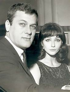 Christine Kaufmann & Tony Curtis | A Hint of Flawless ...