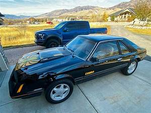1979 Ford Mustang Cobra Is A First-Year Fox