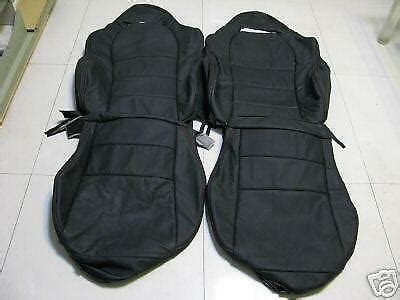 2002 Acura Rsx Seat Covers by Acura Rsx Leather Seat Covers Ebay