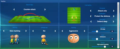 Soccer Manager Best Tactics by Best Defensive Tactic For 5311 Soccer Manager