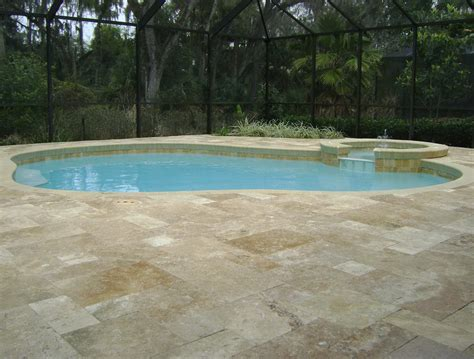 Resurface Pool Deck Diy by Resurface Pool Deck Cost Home Design Ideas