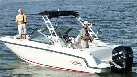Boats Like Boston Whaler Vantage by Boston Whaler 230 Vantage A Dual Console Whaler For