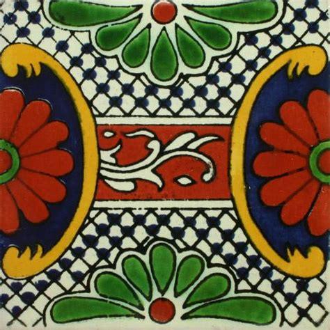 traditional mexican border tile guia mexican tile