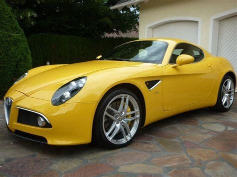 For Mercedes Sl 63 Amg Money, You Can Buy An Alfa Romeo 8c