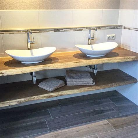 Waschtischplatten Aus Holz by Waschtischplatte Holz Bad Waschtisch Waschtischplatte