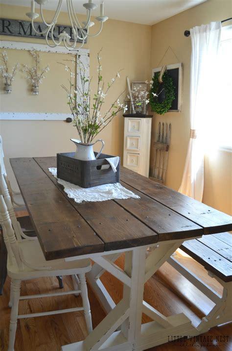farmhouse dining room storage cabinet  vintage nest
