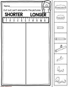 cut  paste worksheets images preschool day