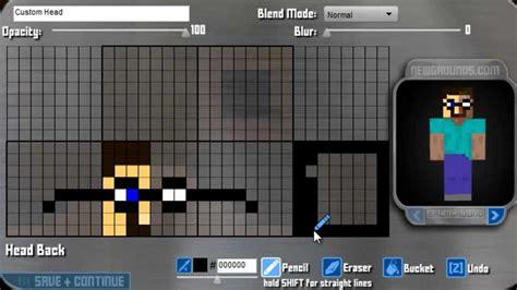 skin  creation skincraft game youtube