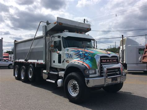 mack volvo trucks 2012 mack gu713 for sale 7057