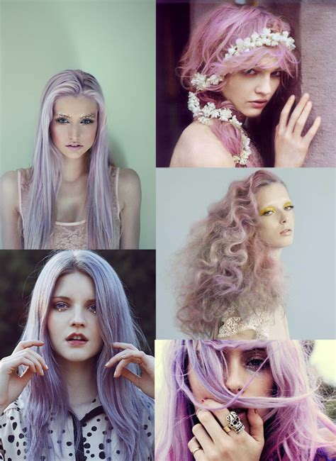 Lilac Pastel Love At First Blush