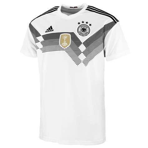 adidas DFB Home Deutschland Heimtrikot WM 2018 real