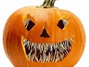 Pumpkin, Toothpick, Teeth