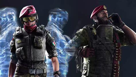 rainbow  siege  operation  bellum operator gadgets