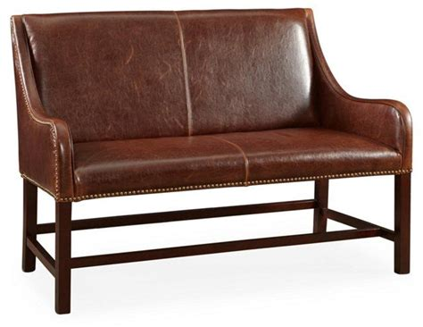 leather settee bench best 25 settee dining ideas on cozy dining