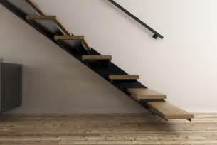 Escalier Spa Pas Cher by Escalier Suspendu En Bois Pas Cher Stairkaze