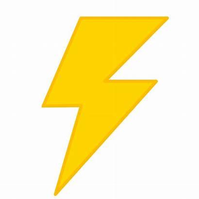Lightning Clipart Bolt Point Background Clipartmag