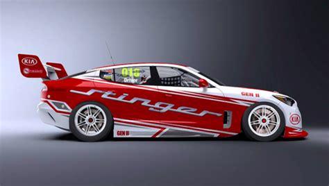 kia supercar kia stinger supercar renders revealed diecast crazy