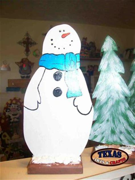 snowman arts and crafts snowman 5448