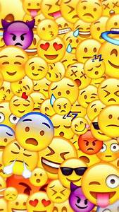 Emoji Faces Background
