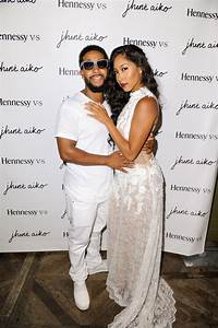 Lance Gross, Omarion attend Jhene Aiko's Souled Out ...