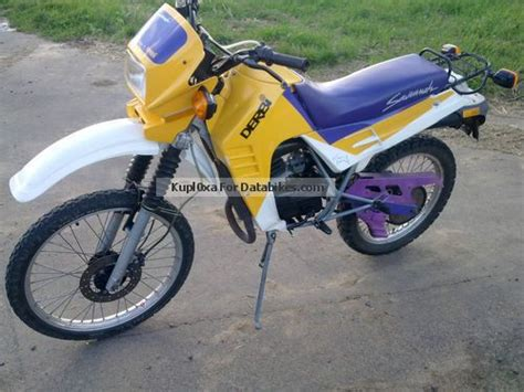 Derbi Bikes And Atv's (with Pictures