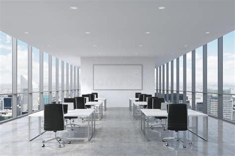 le de bureau york lieux de travail d 39 entreprise symétriques équipés par les