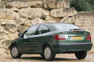 Citroen Xsara Coupe Specs - 1998  1999  2000