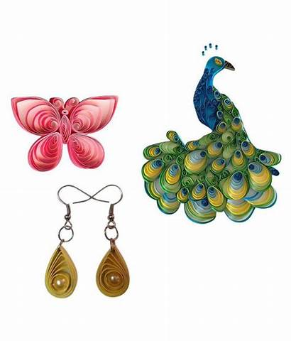 Quilling Kit Hobby Crafts Asian Sold Installation