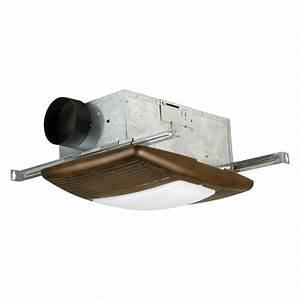 Craftmade tfv hl bz ceiling mount bathroom fan heater