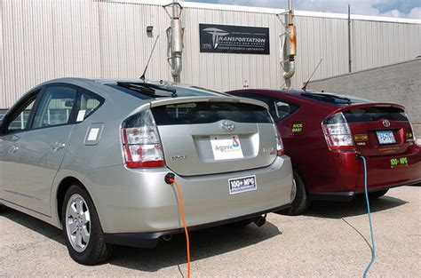 In Hybrid Electric Vehicles by Pulling The On Hybrid Myths