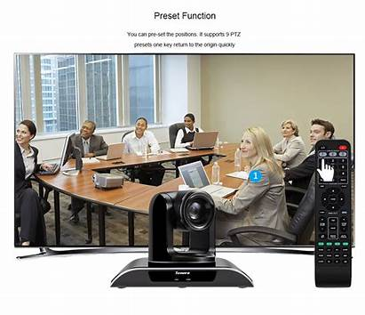 System Conference Camera Conferencing Ptz Professional Tenveo