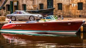 Italian Wooden Speed Boats For Sale Photos