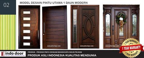harga produk jual pintu kayu solid daun jendela kusen