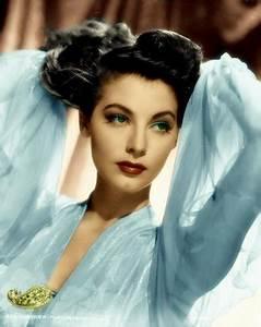 Pics For > Ava Gardner Color