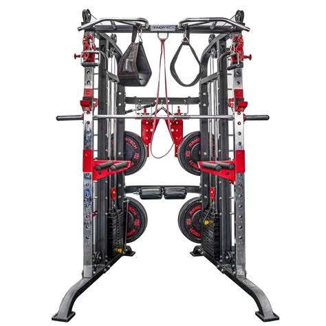 ultimate multi functional trainer
