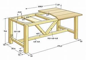 Esszimmertisch Selber Bauen : esstisch selber bauen ~ Frokenaadalensverden.com Haus und Dekorationen