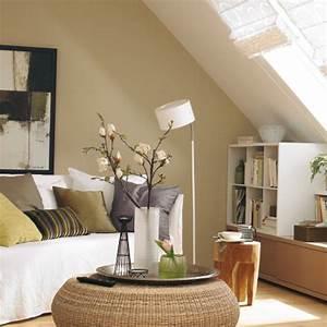 Farben Für Kleine Räume Mit Dachschräge : wohnzimmer mit dachschr gen gestalten ~ Articles-book.com Haus und Dekorationen