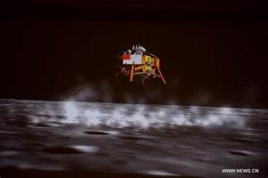 China Scores Historic Success as Chang'e-3 Rover Lands on ...