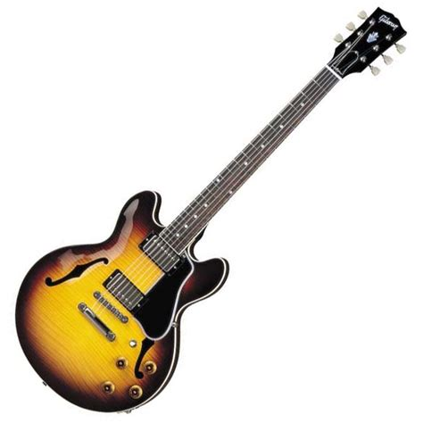 Guitarra de caja GIBSON CS-336 Figured Vintage Sunburst ...