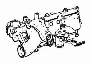 Dodge Sprinter 2500 Engine Intake Manifold  3 0 Liter